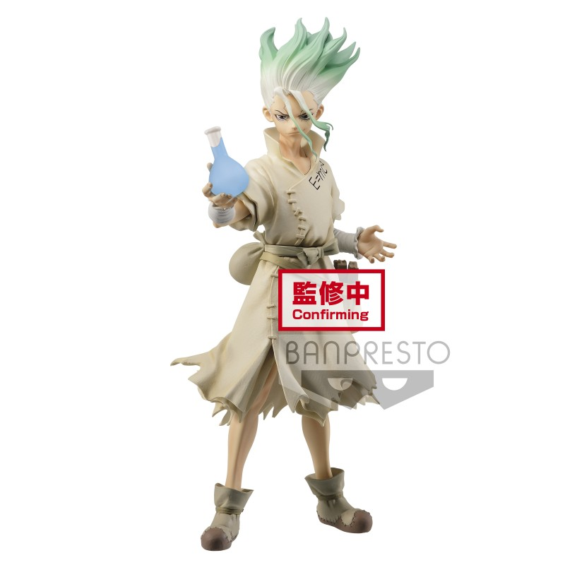Dr. Stone Figur Senku Ishigami