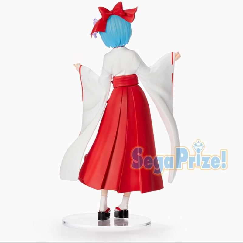 RE: ZERO KARA HAJIMRU ISEKAI SEIKATSU - SPM FIGUREN - REM JAPAN DRESS
