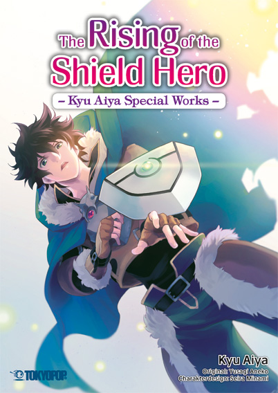 The Rising of the Shield Hero – Kyu Aiya Special Works