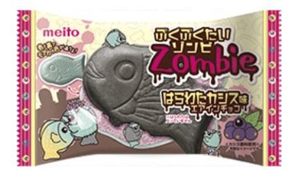 Puku Puku Zombie Tai Choco Cassis