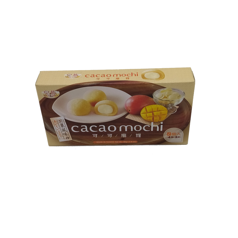 Cacao Mochi – Mango