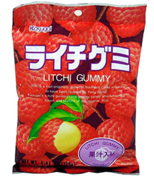 Lichi Gummy