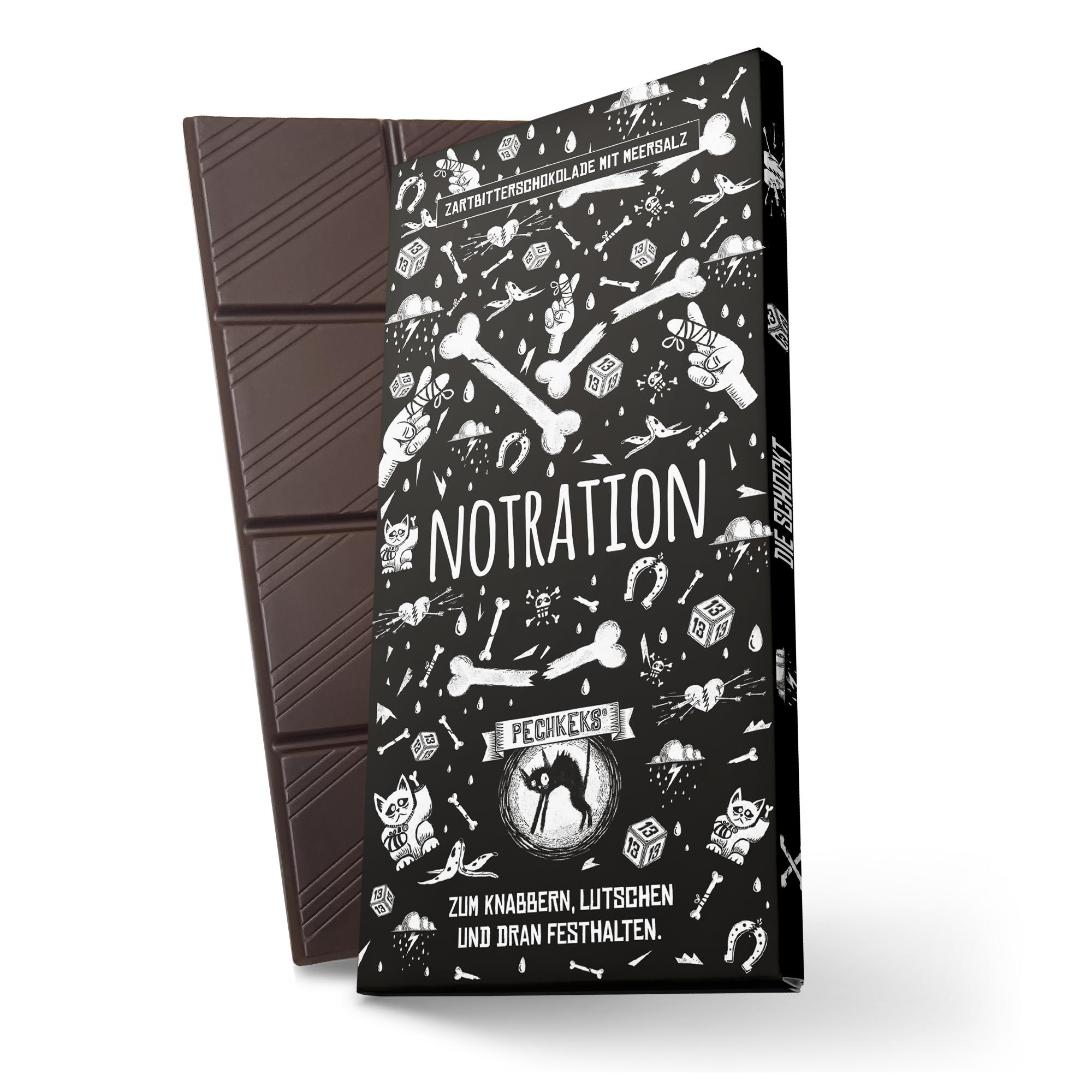 Notration Schokolade