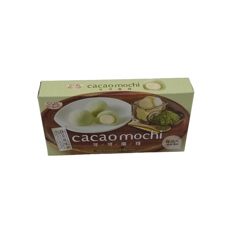 Cacao Mochi – Greentea