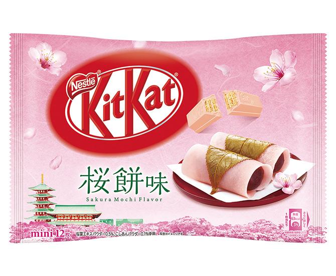 KitKat Mini – Sakura Mochi