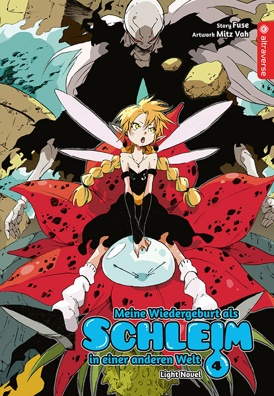 Meine Wiedergeburt als Schleim in einer anderen Welt Light Novel, Band 04