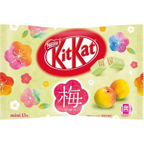 KitKat Mini Ume Plum