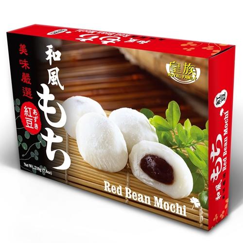 Rote Bohnen Mochi