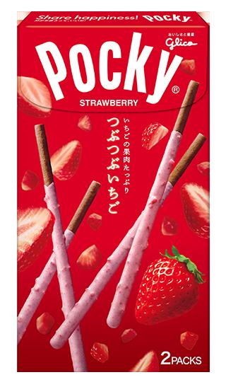 Pocky Tsubu Tsubu Ichigo