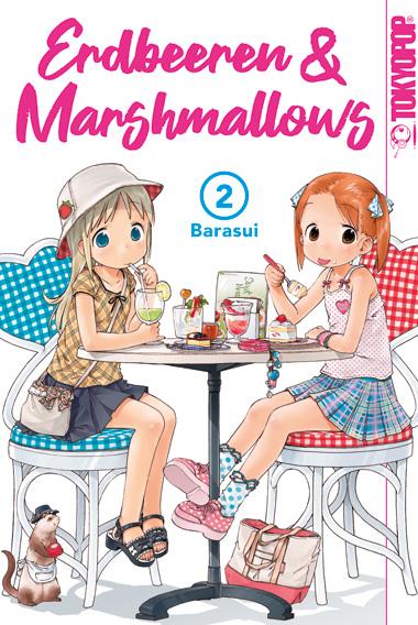 Erdbeeren & Marshmallows 2in1, Band 02